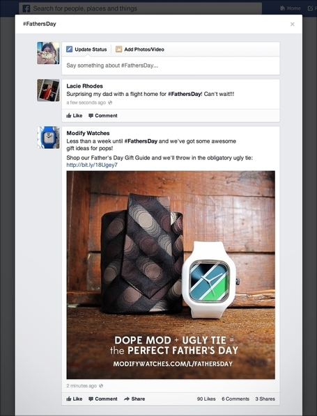 Facebook Advises Brands On Hashtag Usage - AllFacebook | Social Media Latest Trends | Scoop.it
