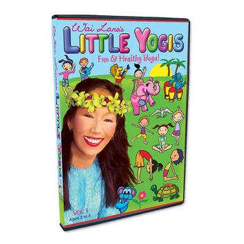 Wai Lana's Little Yogis™ DVD Vol. 1 | Yoga Asanas | Scoop.it