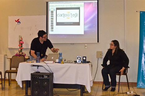Rafael Muñoz, sdb Director de Caeteratolle invitado a exponer a la Jornada de Comunicación de la conferencia episcopal de Chile | caeteratolle | Scoop.it