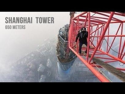 Shanghai Tower (650 meters) | staged | Scoop.it