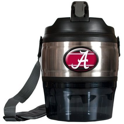Alabama Crimson Tide Heavy Duty Beverage and Snack Jug | Home Decor Accessories-Online Shop Sports Fan Galaxy | Scoop.it