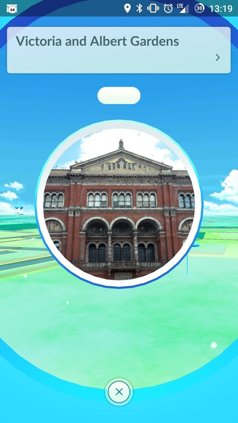 Pokémon Goes to the V&A | Museums and emerging technologies | Scoop.it