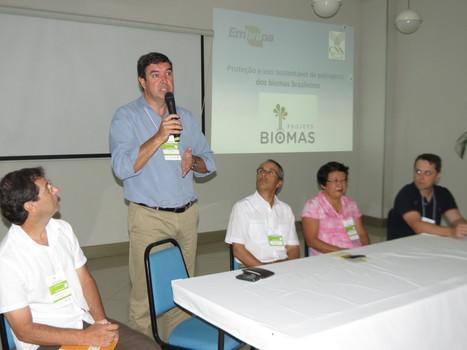 Projeto Biomas vai mostrar os potenciais de uso sustentável do Pantanal | Geoflorestas | Scoop.it