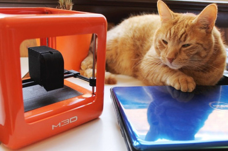 The First $299 3D Printer Hits Its Kickstarter Goal In 11 Minutes | Ed Technovation | Scoop.it