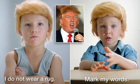 New Zealand children mock Donald Trump | Drama: Comedy Unit for Middle School | Scoop.it