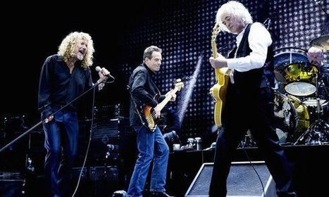 Led Zeppelin's Stairway to Heaven may be partly stolen, judge says   Copyright news and views from around the world   Scoop.it