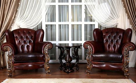 Deri Klasik Koltuk Takımları Fiyatları   İstanbul Klasik Mobilya   Mobilya Modelleri ve Dekorasyon Tavsiyeleri   Scoop.it