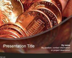 Municipal Bonds PowerPoint Template   Free Powerpoint Templates   Apostilas para concursos públicos JE Concursos   Scoop.it