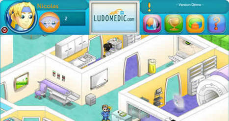 Serious game: Diagnostic en Urgence |Plateforme vidéoludique | fleenligne | Scoop.it