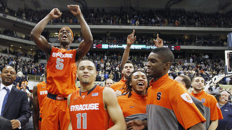 Syracuse Defeats Pitt: Quotant Quotables | FAMS 240 Blog: March Madness | Scoop.it