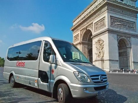 Cielos lance une navette directe Allée du Verger – Etoile Champs Elysées | Médias sociaux et tourisme | Scoop.it