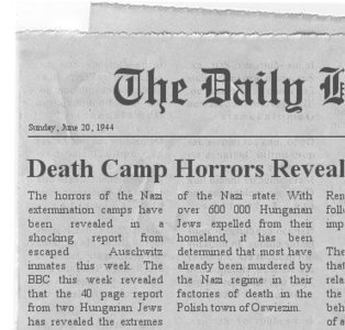 The Newspaper Clipping Image Generator - Create your own fun newspaper | WWII Depth Unit | Scoop.it