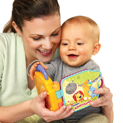 Crear el hábito de leer en los más pequeños - BiblogTecarios | Para compartir | Scoop.it
