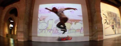 Un musée ouvre ses portes aux skateurs | Clic France | Scoop.it
