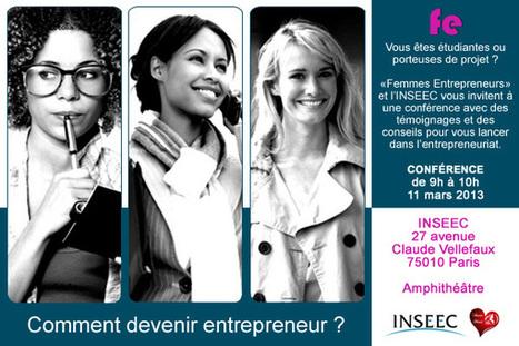 Parcours de femmes entrepreneurs | Femmes entrepreneurs | Scoop.it