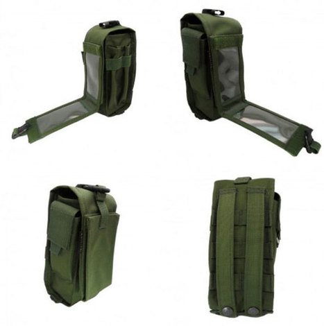 Agilite AK-47 Advanced Ammo Pouch | Popular Airsoft | Airsoft Showoffs | Scoop.it