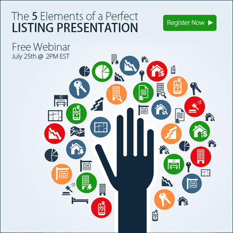 The 5 Elements of a Perfect Listing Presentation [WEBINAR] | What tool to use for your final project in ESL classes. | Scoop.it