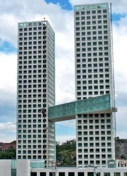 El Universal DF - Conoce los edificios más altos de la ciudad | Alfredo Talamantes | Scoop.it