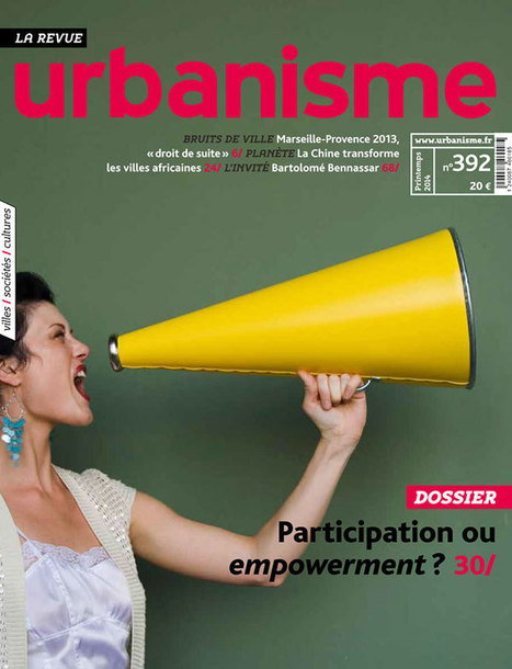 Revue Urbanisme | Périodiques Agence d'urbanisme Clermont Métropole | Scoop.it