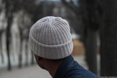 Columbiaknit : Cotton Knit Hat | Men's style | Scoop.it