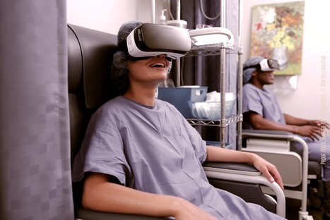 Virtual Reality-Patient Experience | Patient-Centered Care and Experience | Scoop.it