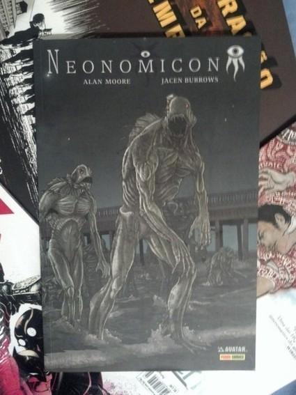 Gibi 45 - Neonomicon | Paraliteraturas + Pessoa, Borges e Lovecraft | Scoop.it