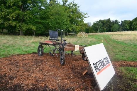 Bicitractor, tracteur open source à pédales | Innovation sociale | Scoop.it