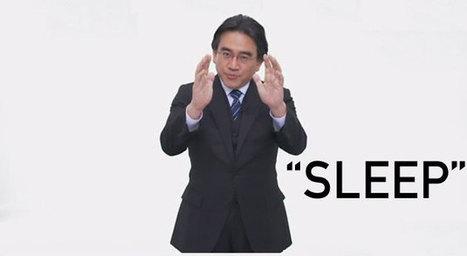 Nintendo is making a fatigue and sleep-tracking health device | Sleep | Scoop.it