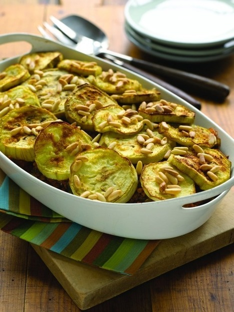 Baked Epplant with Ground Meat | Meat Recipies | Scoop.it