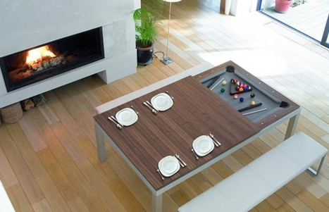 Aramith Fusion Table | Mens Entertainment Guide | Scoop.it