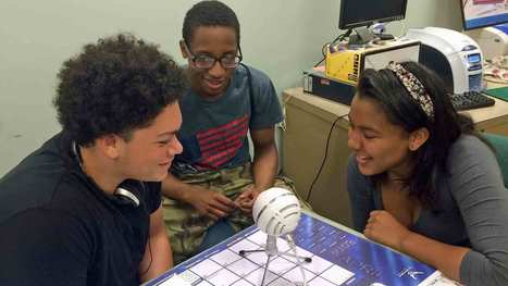 Inspired By Serial, Teens Create Podcasts As A Final Exam | 21st C Learning | Scoop.it