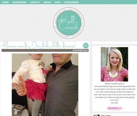 Geld verdienen met je persoonlijke blog: 3 bloggers delen hun succesverhaal - Frankwatching | Rwh_at | Scoop.it