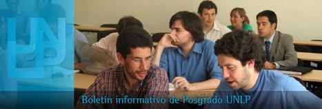 Boletín Informativo Posgrado UNLP | Posgrados | Scoop.it