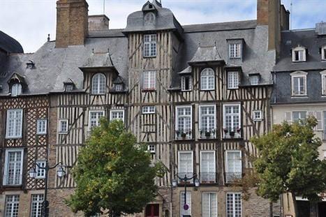 Rennes ouvre les portes de ses trésors cachés - ouest-france.fr | GenealoNet | Scoop.it