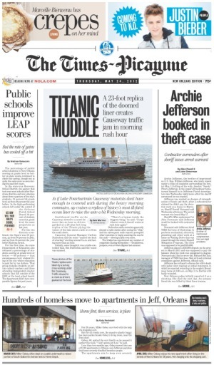 Times-Picayune Eliminates Daily Frequency | Public Relations & Social Media Insight | Scoop.it