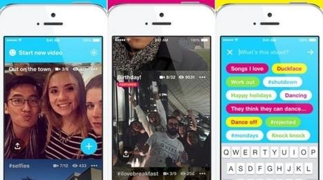5 apps de edición de vídeo colaborativo para iPhone y Android   Pedalogica: educación y TIC   Scoop.it