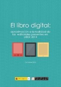El libro digital: aproximación a la realidad de las editoriales presentes en LIBER 2015 | Libro electrónico y edición digital | Scoop.it