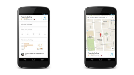 New Google Maps for Android: Slick Looks, Better Navigation | Mobile | Scoop.it