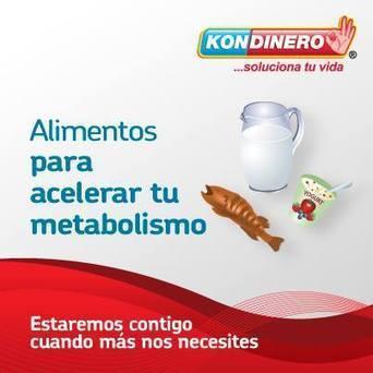 Alimentos para acelerar tu metabolismo | Kondinero | Scoop.it