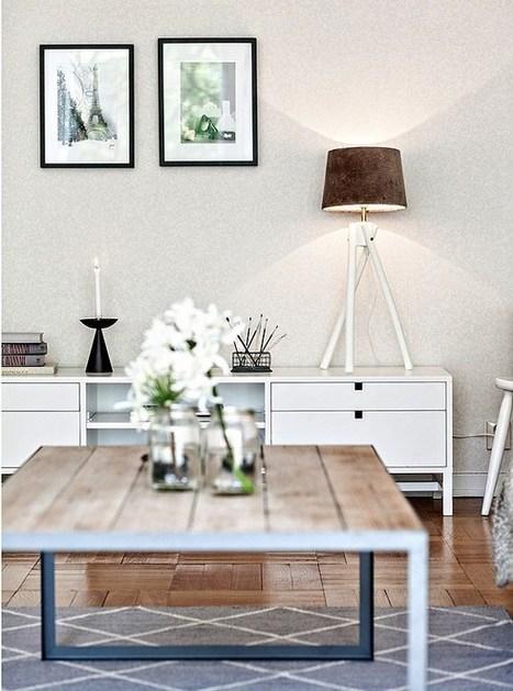 Romantisme en bleu et blanc | PLANETE DECO a homes world | décoration interieure | Scoop.it
