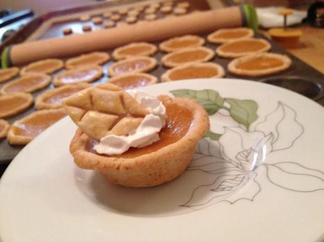 Wayne's Weekend Mini Sweet Potato Pies - NBC Chicago   Celebrations!   Scoop.it