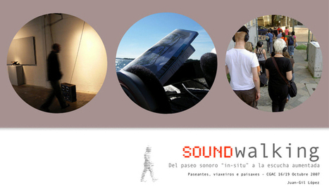 un ruido secreto » Soundwalking | soundscape | Scoop.it