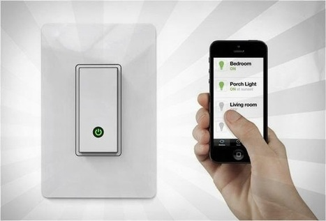 Men's Gear: WEMO LIGHT SWITCH | Awesome Tech Gadgets Men Want | Coolest Gift Ideas For Guys | Mens Gear | Scoop.it