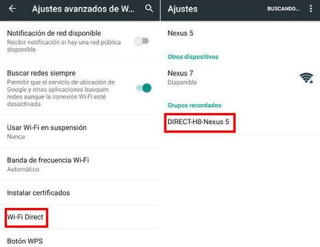 WiFi Direct, así puedes sacar partido a este protocolo de comunicación en el hogar | Educacion, ecologia y TIC | Scoop.it