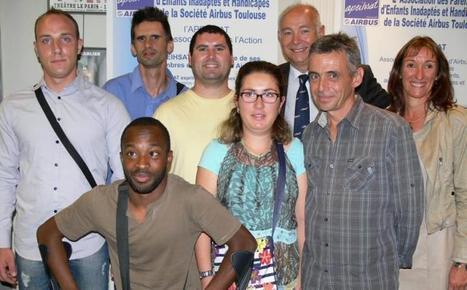Colomiers. Regards croisés sur les métiers et le handicap - LaDépêche.fr   handicap et emploi   Scoop.it