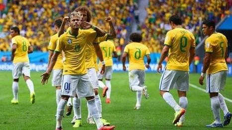 Jadwal dan Prediksi Brazil vs Chile Piala Dunia 2014   Piala Dunia 2014❕❕❕   Scoop.it