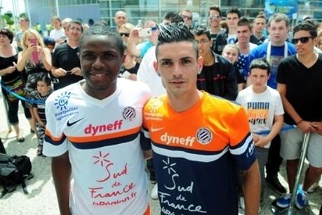 New Montpellier Kit 13-14- Nike MHSC Home Away Jerseys 2013 ... | MHSC | Scoop.it