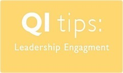 8 Tips for Engaging Leaders in Your Project | The Improvement Quotient | Fly on the Wall: Healthcare from the inside out | Scoop.it