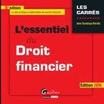 L'essentiel du droit financier | Sélection de nouveaux livres | Scoop.it
