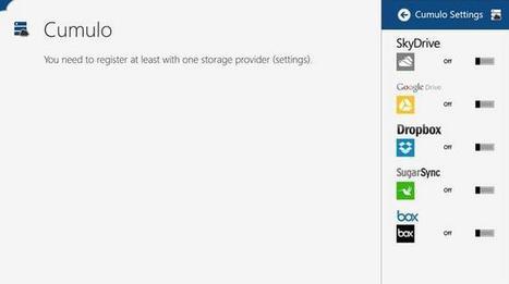 Cumulo, centralización de servicios de almacenamiento en la nube   Cajón de sastre Web 2.0   Scoop.it